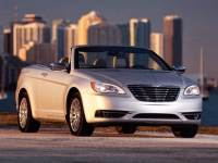 Pre-Owned 2012 Chrysler 200 Touring Convertible in Dublin, CA