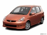 Used 2007 Honda Fit Sport for Sale in Asheville near Hendersonville, NC