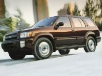 1999 INFINITI QX4 Base SUV