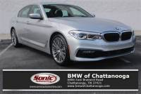 Certified Used 2017 BMW 540i Sedan in Chattanooga, TN