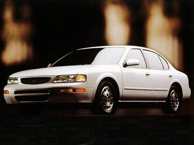 Photo Used 1995 Nissan Maxima For Sale  Jacksonville FL