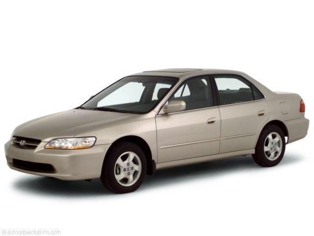 Photo 2000 Honda Accord 2.3 EX ULEV wLeather Sedan For Sale in Bakersfield