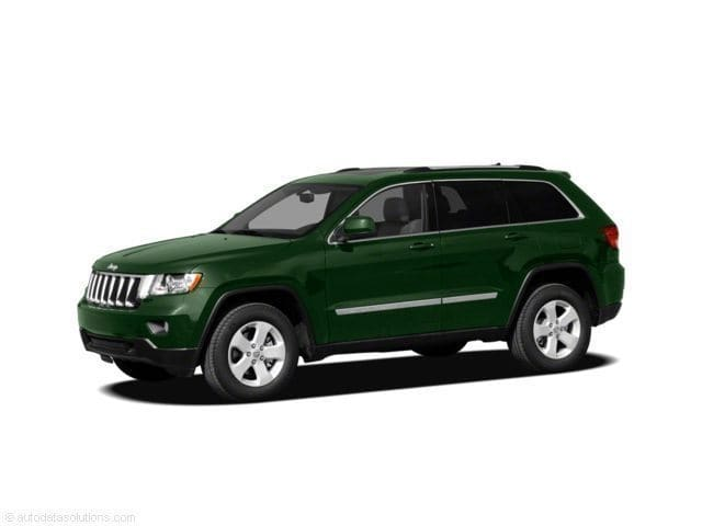 Photo Used 2011 Jeep Grand Cherokee Limited - Denver Area in Centennial CO
