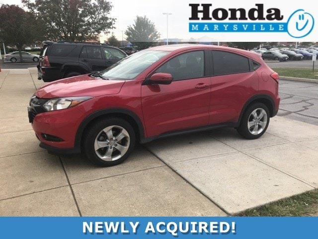Photo Certified 2016 Honda HR-V EX SUV