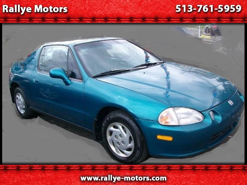 Photo 1995 Honda Civic del Sol Si
