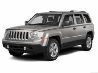 Used 2014 Jeep Patriot Latitude 4x4 SUV for sale in Riverhead NY