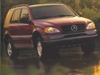 1998 Mercedes-Benz M-Class ML 320 AWD Automatic