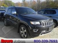 2016 Jeep Grand Cherokee Overland SUV V8
