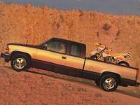 Used 1993 Chevrolet C1500 Base Truck Extended Cab