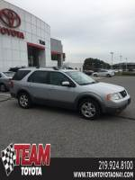 2005 Ford Freestyle SEL Wagon Front-wheel Drive