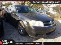 Used 2013 Dodge Avenger 4dr Sdn SE V6 Sedan