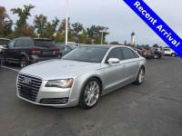 Used 2013 Audi A8 L 4.0T in Cincinnati, OH