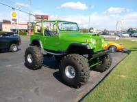 1992 Jeep YJ -LIME GREEN 4X4-FRAME OFF RESTORATION-COYOTE ENGINE-