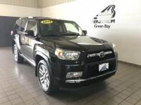 Used 2013 Toyota 4Runner 4WD 4dr V6 Limited For Sale in Oshkosh, WI