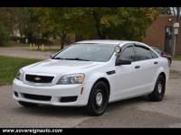 2012 Chevrolet Caprice for sale in Flushing MI
