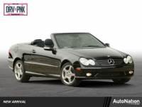 2005 Mercedes-Benz CLK-Class Base