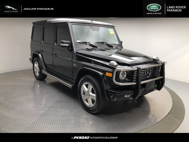 Photo Pre-Owned 2008 Mercedes-Benz G-Class G500 4MATIC 4dr 5.0L Four Wheel Drive 4MATIC SUV
