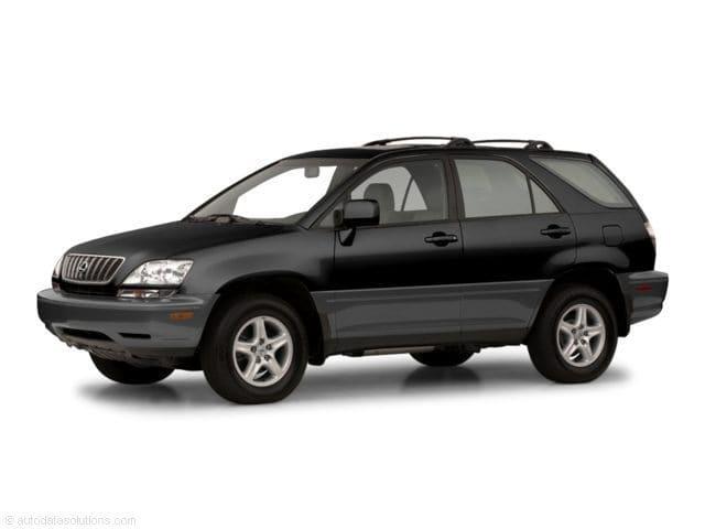 Photo 2001 LEXUS RX 300 SUV