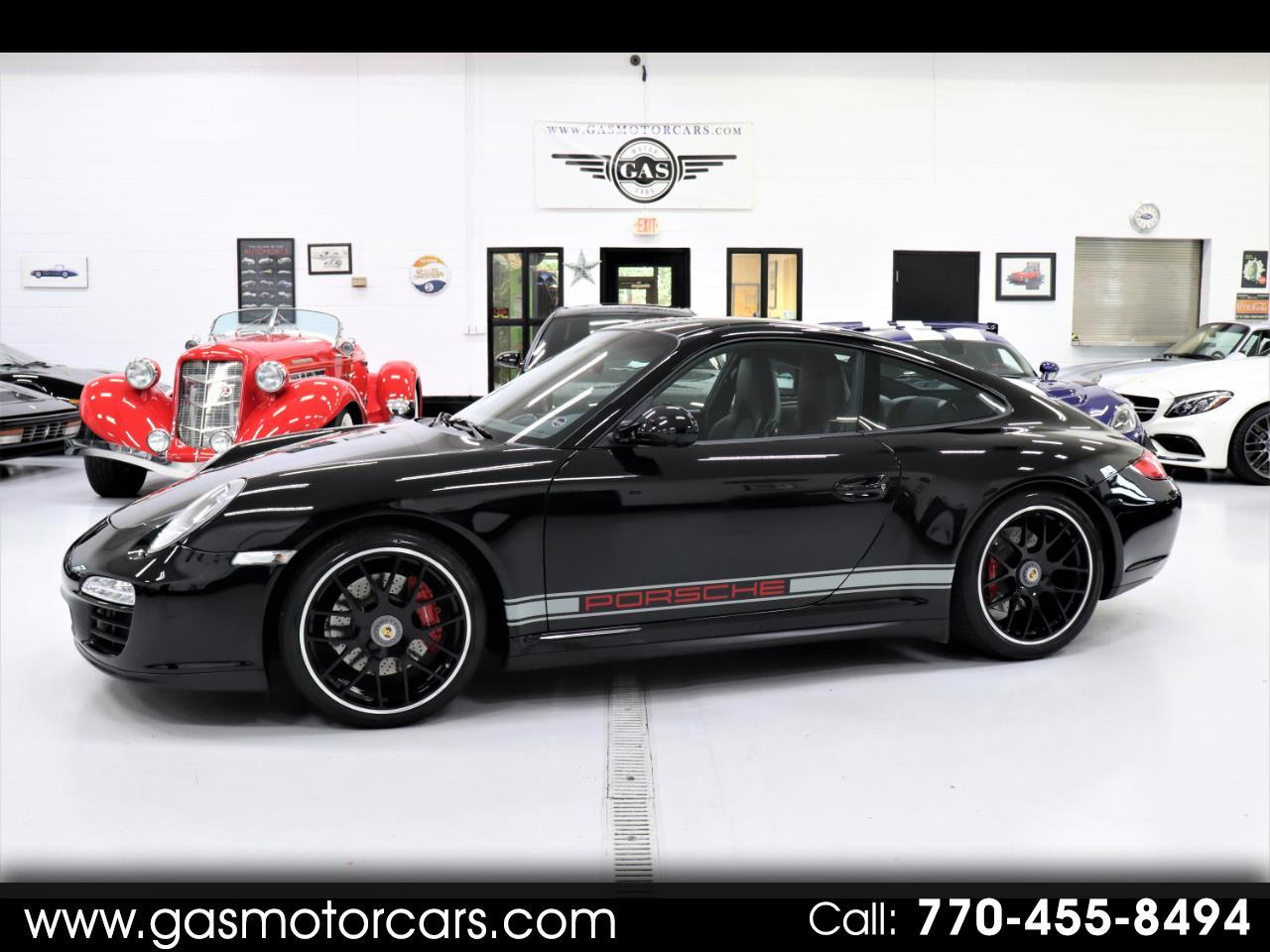 Photo 2012 Porsche 911 Carrera 4 GTS