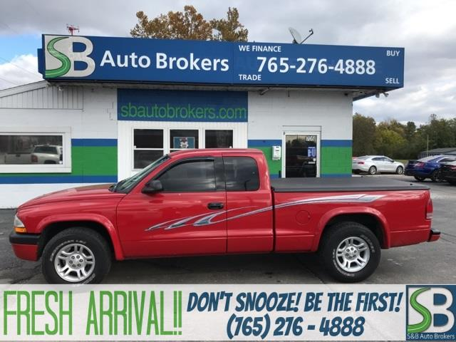 Photo 2002 Dodge Dakota Sport Club Cab 2WD