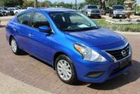 Pre-Owned 2016 Nissan Versa 1.6 S Sedan For Sale