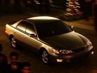 1997 LEXUS ES 300 Base Sedan