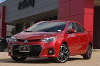 2015 Toyota Corolla S Plus 4dr Car in McKinney