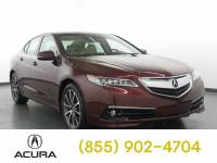 Certified 2015 Acura TLX 4dr Sdn SH-AWD V6 Advance