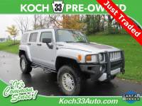 Pre-Owned 2009 Hummer H3 Base 4D Sport Utility 4WD