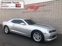 Pre-Owned 2015 Chevrolet Camaro LS w/2LS Coupe Rear-wheel Drive in Avondale, AZ