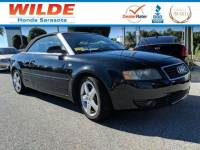 Pre-Owned 2005 Audi A4 3.0L Convertible