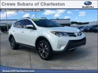 Used 2015 Toyota RAV4 Limited For Sale in North Charleston, SC | JTMYFREV3FJ028405