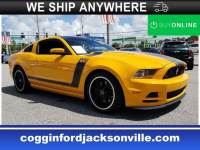Certified 2013 Ford Mustang Boss 302 Coupe in Jacksonville FL