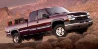 PRE-OWNED 2003 CHEVROLET SILVERADO 2500HD LS 4WD