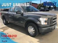 2015 Ford F-150 XL Extended Cab Short Bed EcoBoost