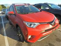 2017 Toyota RAV4 XLE Navigation, Sunroof, Smart Key & Power Liftgat SUV Front-wheel Drive 4-door