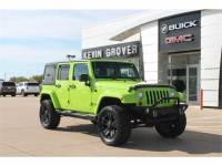 Pre-Owned 2012 Jeep Wrangler Unlimited Crew 4WD VIN1C4BJWEG3CL216474 Stock Number14713A