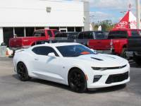 Pre-Owned 2018 Chevrolet Camaro 2dr Cpe SS w/2SS RWD