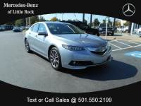 2016 Acura TLX TLX 3.5 V-6 9-AT P-AWS with Advance Package in Little Rock