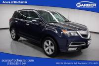 Pre-Owned 2011 Acura MDX BASE AWD