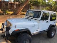 1991 Jeep Wrangler YJ 4x4