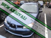 Used 2007 Subaru Impreza 2.5i For Sale In Ann Arbor