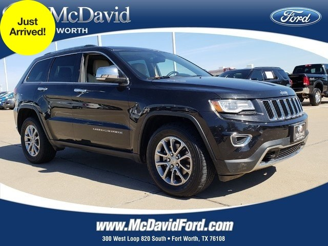 Photo 2014 Jeep Grand Cherokee Limited 4WD Limited 6