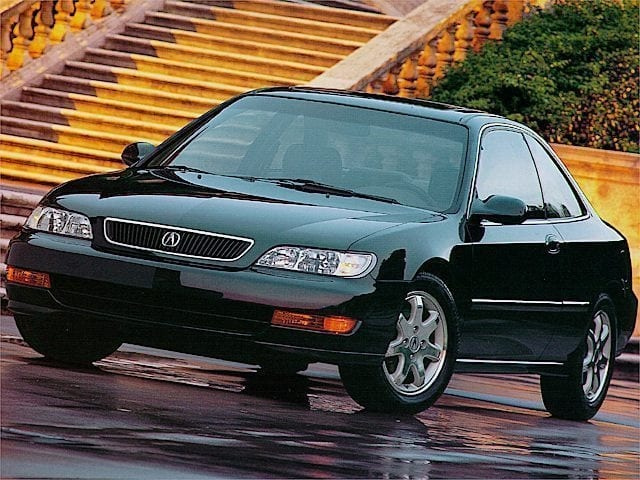 Photo 1998 Acura CL 3.0 Premium Package Coupe For Sale in LaBelle, near Fort Myers