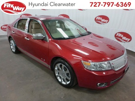 Photo Used 2007 Lincoln MKZ for Sale in Clearwater near Tampa, FL
