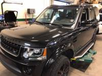 Pre-Owned 2016 Land Rover LR4 HSE Luxury 4WD