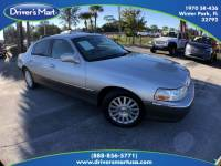 Used 2003 Lincoln Town Car Signature| For Sale in Winter Park, FL | 1LNHM82W23Y683070