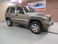 2005 Jeep Liberty Sport Sport SUV