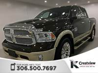 Certified Pre-Owned 2014 Ram 1500 Longhorn Crew Cab | Sunroof | Navigation 4WD Crew Cab Pickup