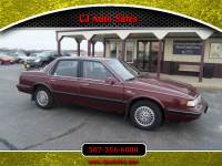 1990 Oldsmobile Cutlass Ciera S sedan